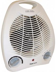 Euromac ventilatorkachel VK2002 incl. thermostaat 2000W