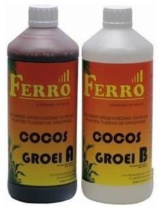 Ferro A&B, Cocos Wachstum Standard Ernährung 1ltr