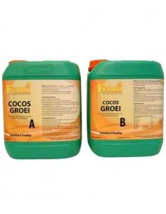 Ferro Standard Cocos Grow Food A & B, 5ltr
