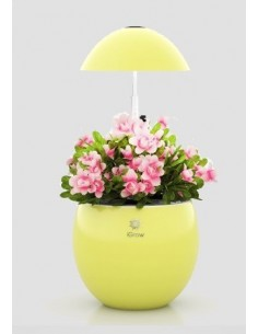 Urban Green I-Grow 3 LED, geel