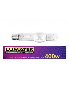 Lumatek full spectrum metal halide lamp 400 Watt