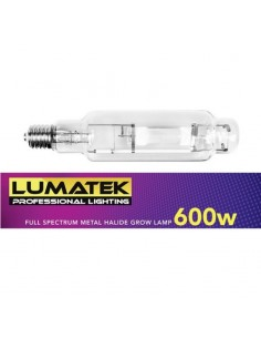 Lumatek full spectrum metal halide lamp 600 Watt