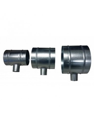 T-stuk 200mm-50mm-200mm 2-324