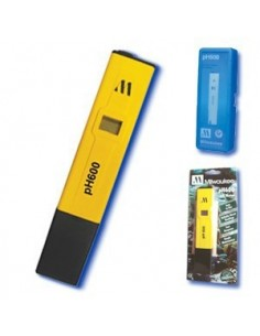 Milwaukee pH600 pH meter pen (geel)