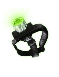 The Green Hornet hoofdlamp