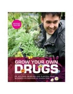 Boek-Grow you own drugs Nederlandse versie