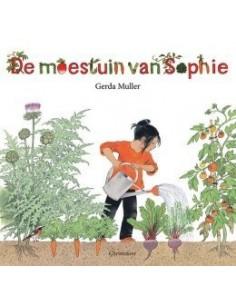 Boek-Moestuin van Sophie