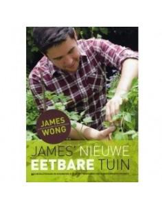 Boek-Nieuwe eetbare tuin