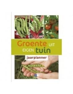 Boek-Groenten uit eigen tuin met jaarplanner