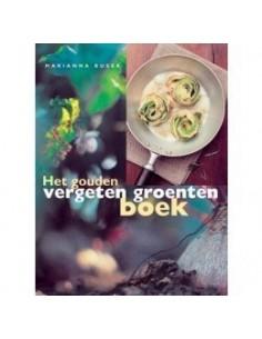 Boek-Het Gouden vergeten groenten boek