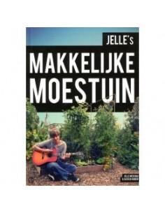 Boek-Jelles Makkelijke Moestuin hardcover boek