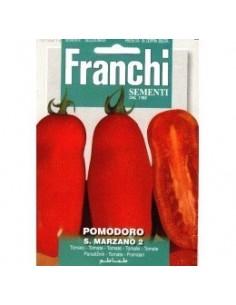 Fr Pomodoro S. Marzano 2 - Tomaat langwerpig zaden