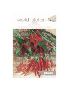 World Kitchen Pepper Hot Thai Culinary zaden