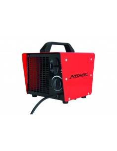 Atomic C2000 Kachel incl. thermostaat 1000/2000W