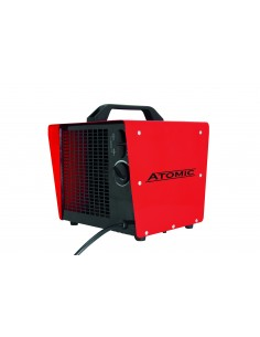 Atomic C3000 kachel incl. thermostaat 2000/3000W