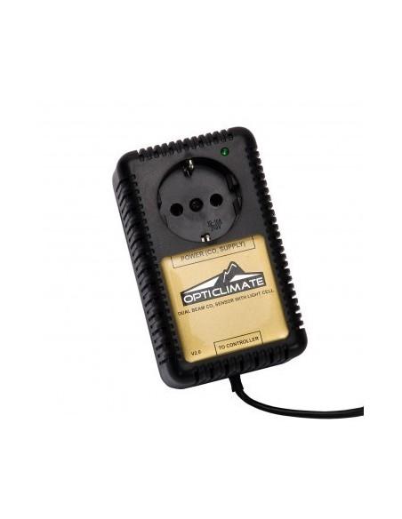 OptiClimate CO2 Sensor tbv DimLux Maxi Controller 10m