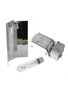 Zelfbouwset 400W ETI VSA + Philips Son-T Pia Plus + Reflectiekap