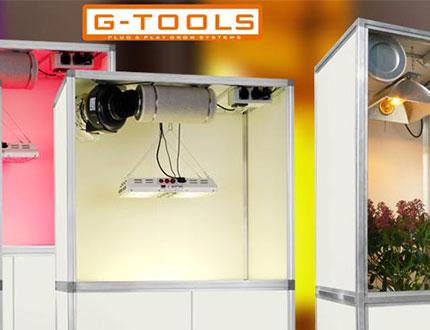 G-Tools kweekkasten